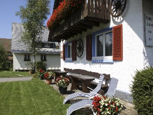 Guesthouse Wald & See